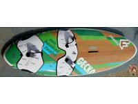 Fanatic Gecko 112 Bamboo Windsurf Board