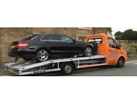 Best Price M25 Car Bike Breakdown Recovery Tow Truck Service Auction Vehicle Transporter Nationwide