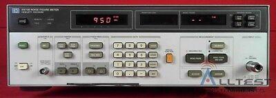 Hp - Agilent - Keysight 8970b Noise Figure Meter