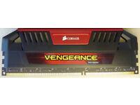 CORSAIR VENGEANCE PRO 1X 8GB DDR3 2400MHZ DESKTOP RAM MEMORY
