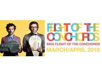 Flight of the Concords ticket Tuesday 20th March 2018