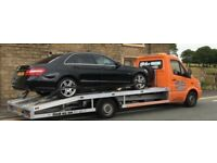 Nationwide Car Bike Breakdown Recovery Tow Truck Service Auction Vehicle Transporter Reliable