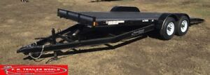 2018 Rainbow 20' Excursion Tilt Deck Trailer 2-5000# Axles