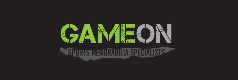 Game ON Sports Memorabilia