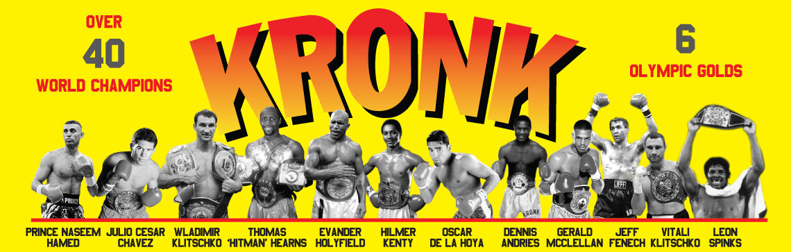 Kronk Boxing Store