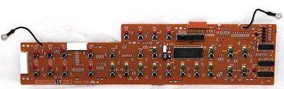 Technics KN6500 Music Keyboard Synthesizer Control Board CMKS-P3X QJBG2321C CPR