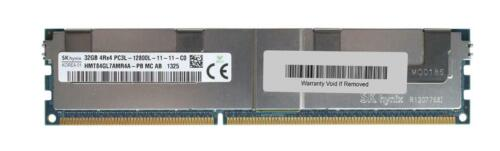 SK HYNIX HMT84GL7AMR4A-PB (HS) 32GB PC3-12800 DDR3-1600MHz RDIMM For Server Only