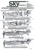 1/72 Aircraft Decals