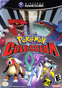Looking for Pokemon Colosseum
