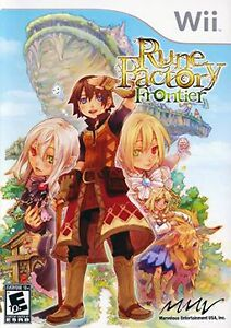 Looking for Rune Factory Frontier for Wii