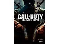 Black ops one Xbox 360/One