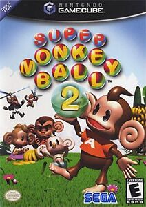 LOOKING FOR: Super Monkey Ball 2 - Gamecube