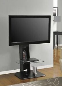 Small Universal TV Stand - Fits up to 50 INCH TV