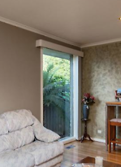 Large window, great condition