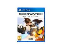 Brand new sealed overwatch ps4