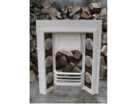 cast iron victorian fire place