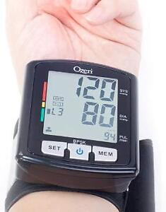 Cardiotech BP5K Voice-Guided Blood Pressure Monitor with Intelli