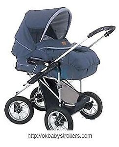 Stroller Bebecar brand for sale - excellent condition