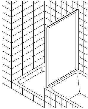 kermi duschkabine ebay. Black Bedroom Furniture Sets. Home Design Ideas