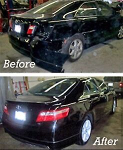 Budget auto body repairs prices starting from $20
