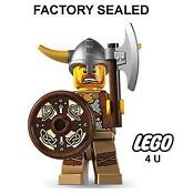 Lego Minifigures Series 4 Viking