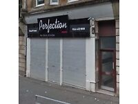 Property to rent on busy Cathcart Road - Glasgow
