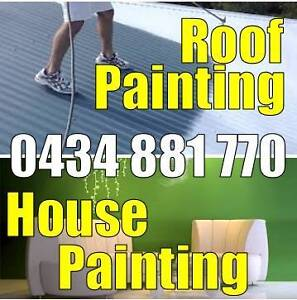 ROOF RESTORATION FROM $1350, HOUSE PAINTING FROM $1550 Brisbane City Brisbane North West Preview