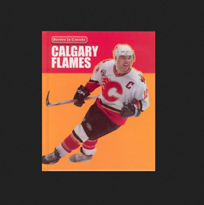 """REDUCED--NEW-COLLECTIBLE """"Calgary Flames-Hockey in Canada"""""""