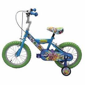 Moshi monster 14 inch bike