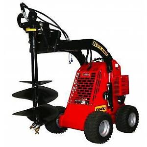DINGO & KANGA auger drive hire. Price for auger drive only Sutherland Sutherland Area Preview