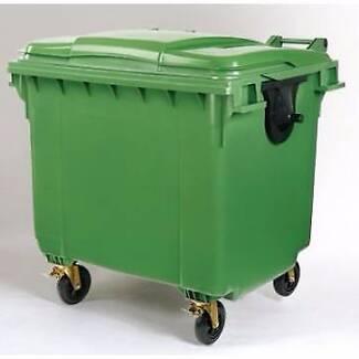 Waste bin hire$29