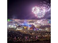 Boomtown Ticket with Wednesday Entry add-on