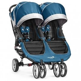 Baby Jogger Twin City Mini Rubber Handle