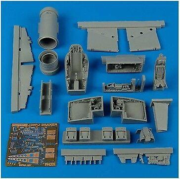Aires 1/48 J35F Draken Detail Set for Hasegawa kit 4396