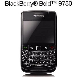 In mint condition unlocked BlackBerry bold 9870 3 pcs avail