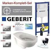 Geberit Duofix Vorwandelement Wand WC Set