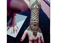 Spring henna offer*********