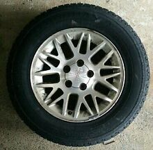 "New tyre, second hand rim 17"" paramax wheel car part Woree Cairns City Preview"