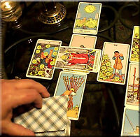 Tarot card reading (Services are Bilingual)