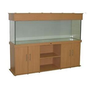 Tropical Fish Tank Cabinet