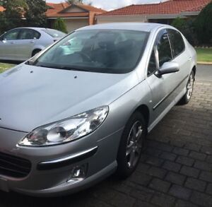 2008 Peugeot 407 Sedan **12 MONTH WARRANTY** West Perth Perth City Area Preview