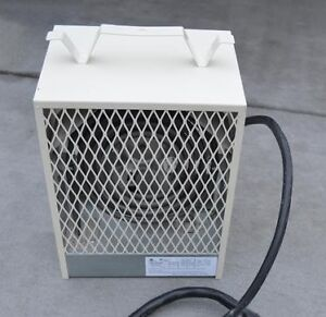 Garage / shop heater