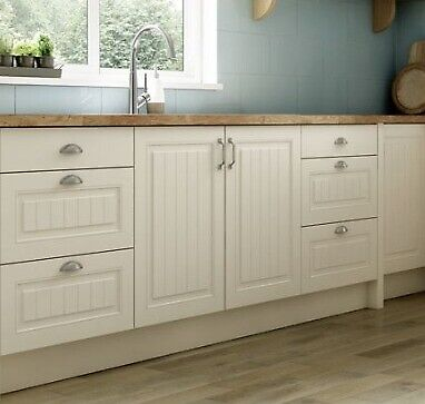 Wickes Oban Ivory Tongue And Groove Doors In Halesworth