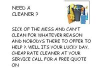 houses cleaner