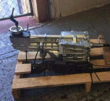 COMMODORE VS T5 GEARBOX MODIFIED TO SUIT V8 $3500