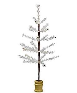 Artificial Vintage Christmas Tree