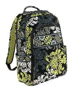 Vera Bradley Laptop Backpack Baroque 252a51b3a9450