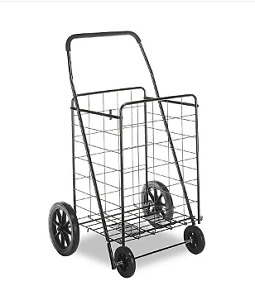 Grocery Cart (great for condo building grocery shopping)