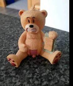 'Bad Taste' waxing strip bear