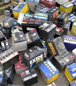 Wanted: Your old batteries Newcastle Newcastle Area Preview